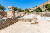 Monastery in Messara Valley — Stockfoto