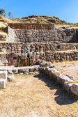 Archaeological site in Peru — Stock Photo