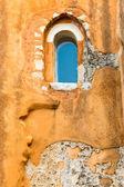 Small cretan village Kavros in Crete  island, Greece. Travel Background — Stock Photo