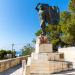 Постер, плакат: Monuments and sculptures Greece