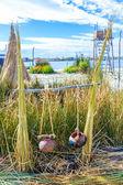 Floating Islands — Stock Photo