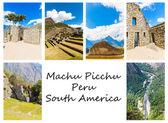 The Inca ruins — Stock Photo