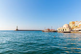 City Chania — Foto de Stock