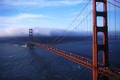 San Francisco Bay Area Golden Gate Bridge — Stock Photo