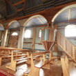 Chiloe Chile - Wooden Church — Stock Photo