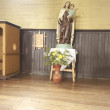 Stock Photo: Chiloe Chile - Wooden church