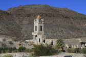 Scottys castle, Death Valley California — Foto Stock