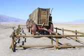 Borax mine, Death Valley California — Stock Photo