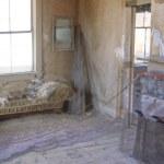 Interior of an abandon house — Stock Photo #34571287