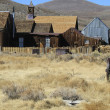 Stock Photo: Bodie, Ghost town