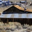 Bodie, ghost town — Stock Photo