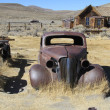 Abandoned Car - Bodie Ghost Town — Stock Photo