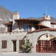 Scotty's Castle in Death Valley — Stock Photo