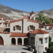 Stock Photo: Scotty's Castle in Death Valley