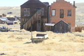 Bodie Ghost Town — Stock Photo