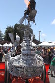Makers Faire - San Francisco bay area — Stock Photo