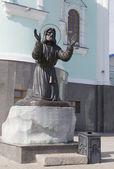 Monumentet helig man — Stockfoto