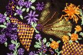 Pattern ribbons — Stock Photo
