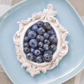 Blueberries, blueberries — Stock Photo