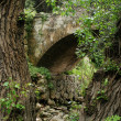 Stone Bridge - Stock Photo