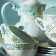 Grandma's china — Stock Photo