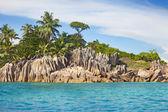 Mooie kleine eiland st. pierre — Zdjęcie stockowe