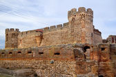 Ruin of castle in Avila, Spain — Stock Photo