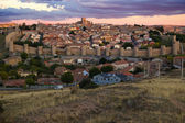 Ancient Avila Spain — Stock Photo