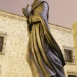 Sculpture of St. John of the Cross, Avila, Spain — Stock Photo