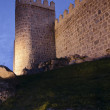Stock Photo: Walls of Avila