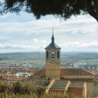 Stock Photo: Church of Santiago, Avila