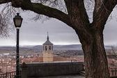 Church of Santiago, Avila — Stock Photo