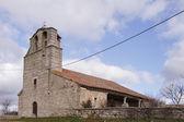 Church of Venta de San Vicente — Stock Photo