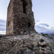 Watchtower in ruins — Stock Photo #38065219