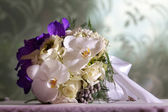 Orchids Bouquet — Stock Photo
