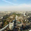 Panorama of Bangkok - Stock Photo