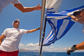 Sailing regatta Sail & Fun Trophy — Stockfoto