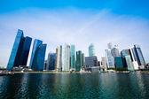 Panorama of Singapore City — Stock Photo