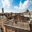 Stock Photo: Lviv's roof, Eastern Ukraine.