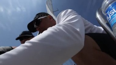 Regatta Sail and Fun Trophy — Stock Video