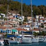 Sailing regatta Viva Greece 2012 — Stock Photo #13438161
