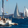 Sailing regatta Viva Greece 2012 — Stock Photo