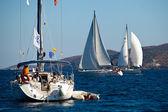 Sailing regatta Viva Greece 2012 — Stock Photo
