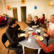Day of Health in Center of social services for pensioners and disabled — Stock Photo #13440060