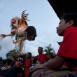 "Nyepi - Balinese ""Day of Silence"" — Stock fotografie"