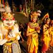 Women Kecak Fire Dance — Stock Photo #13440297
