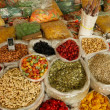 Street market in Georgia - Stock Photo