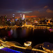 Stock Photo: Panoramof Singapore