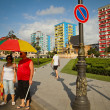 Center of Batumi, Georgia — Stock Photo
