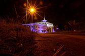 Night Batumi, Georgia — Stock Photo